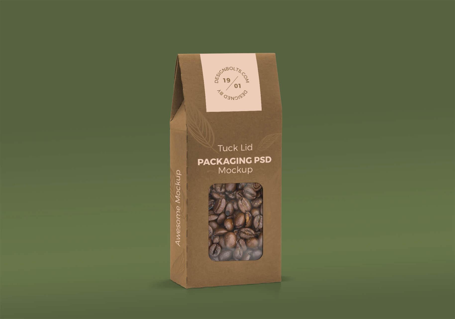 Tuc Lid Packaging